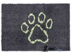 Dirty Dog Doormat Hundematte klein 80 ..