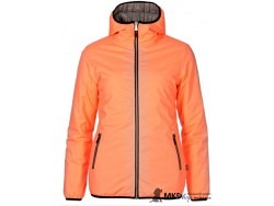 Dazzle Damen Thermo Jacke Salmon