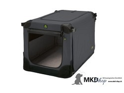 Soft Kennel Maelson anthrazit  52