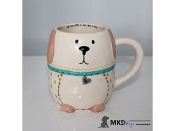 Folk Dog Tasse